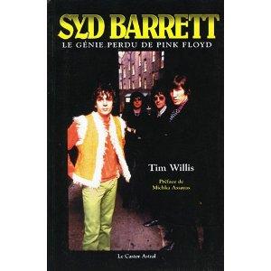 """Couverture """"Syd Barrett, le génie perdu de Pink Floyd"""""""