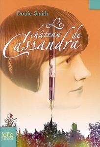 """Couverture """"Le Château de Cassandra"""""""