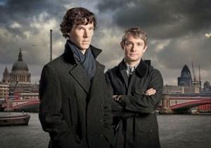 Série télé BBC Sherlock