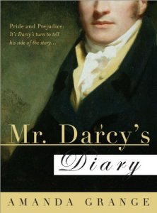 Couverture du Journal de monsieur Darcy