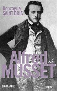 Couverture de la biographie d'Alfred de Musset