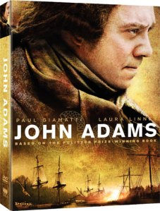 Coffret série John Adams de HBO
