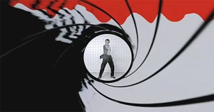 Logo James Bond