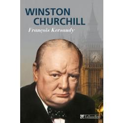 Couverture de la biographie Winston Churchill par françois Kersaudy