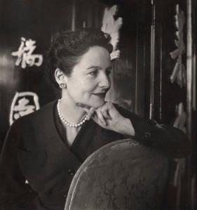 Photographie de Nancy Mitford par Cecil Beaton
