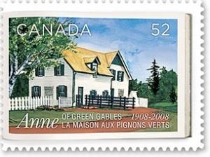 Anne la maison aux pignons verts a livre ouvert for Anne la maison au pignon vert film