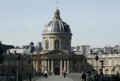 Coupole de l'Académie Française, Paris