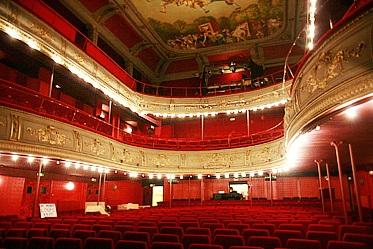 Sale du théâtre Déjazet