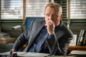 Aidan Quinn incarne le capitaine Gregson