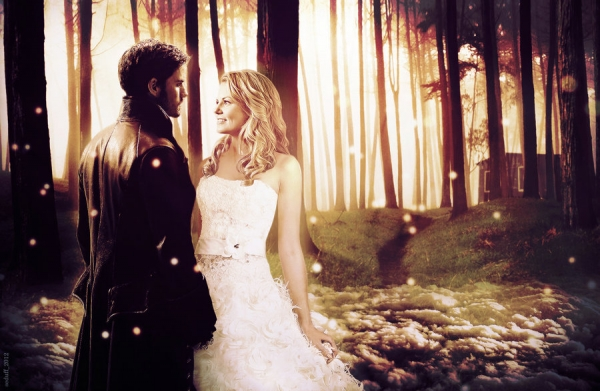 Once-Upon-A-Time-Emma-Swan-et-Capitaine-Crochet