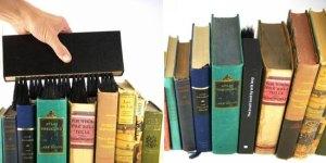 brosse à livres