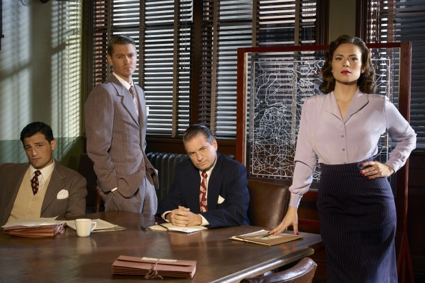 "ABC's ""Marvel's Agent Carter - Season One"