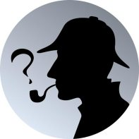 silhouette-sherlock