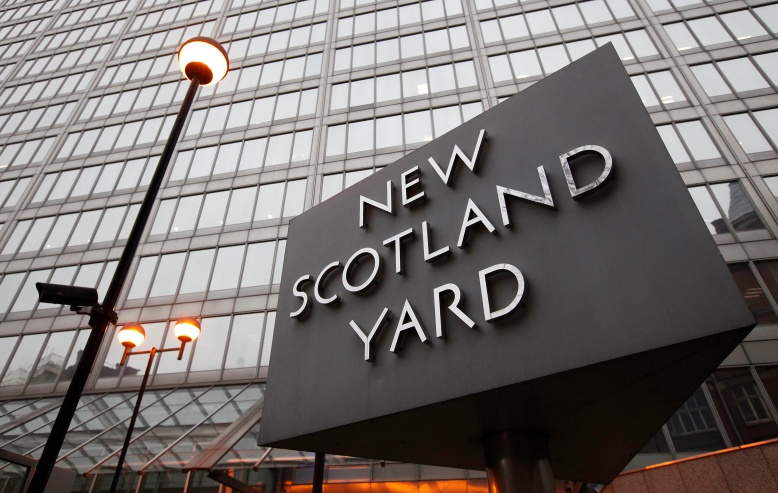Scotland Yard logo