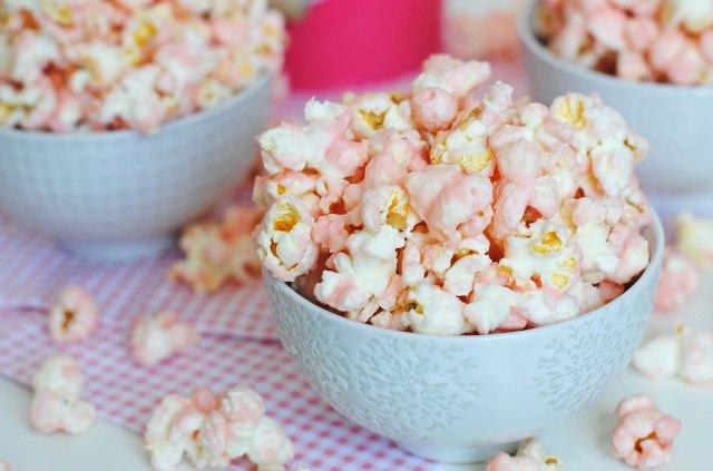 Pink-Popcorn