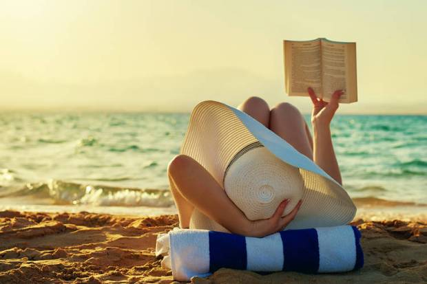 Lecture-Plage