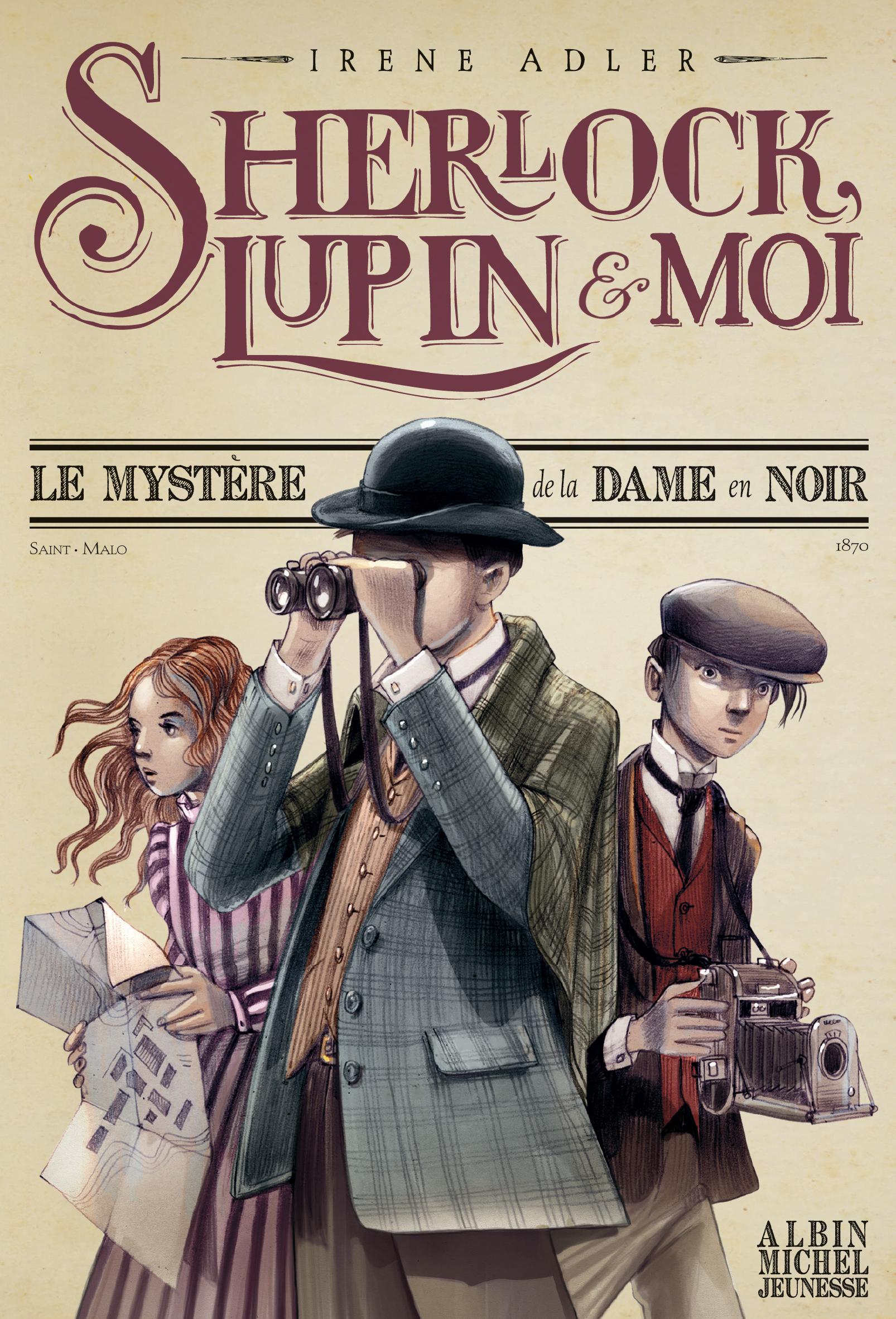 Le Myst¨re de la dame en noir roman policier de Bruno Iacopo