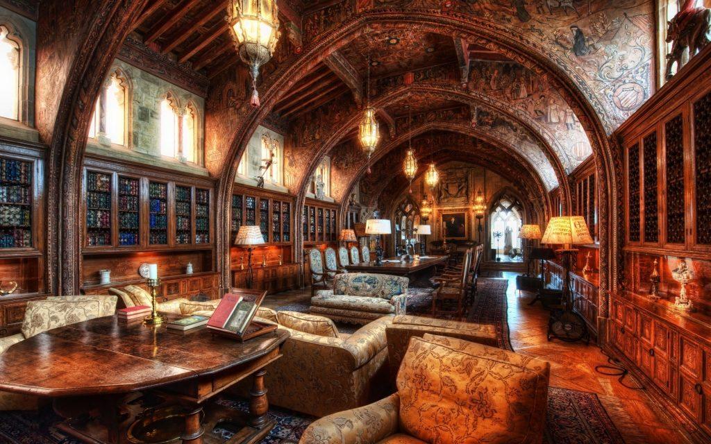 Bibliothèque Hearst