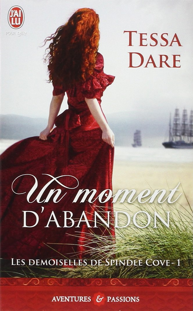 Un moment d'abandon, romance historique de Tessa Dare