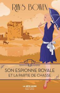 Son Espionne Royale et la partie de chasse, roman policier de Rhys Bowen