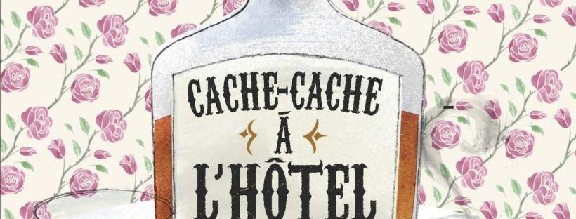 Cache-Cache à l'hôtel, roman policier de M.C. Beaton