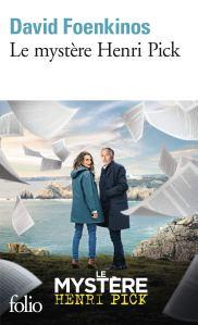 Le Mystère Henri Pick - roman de David Foenkinos