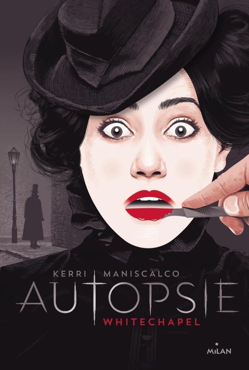Autopsie, roman policier de Kerri Maniscalco