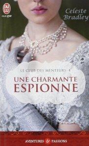 Une Charmante Espionne, roman historique de Celeste Bradley