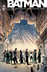 Les Derniers Jours du Chevalier Noir, de Neil Gaiman
