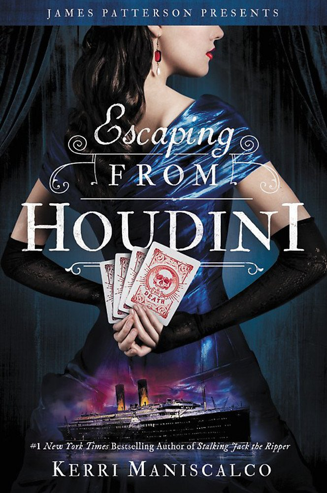 Escaping from Houdini, roman de Kerri Maniscalco