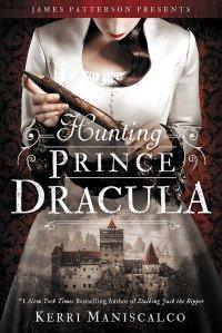 Hunting Prince Dracula, roman policier de Kerri Maniscalco