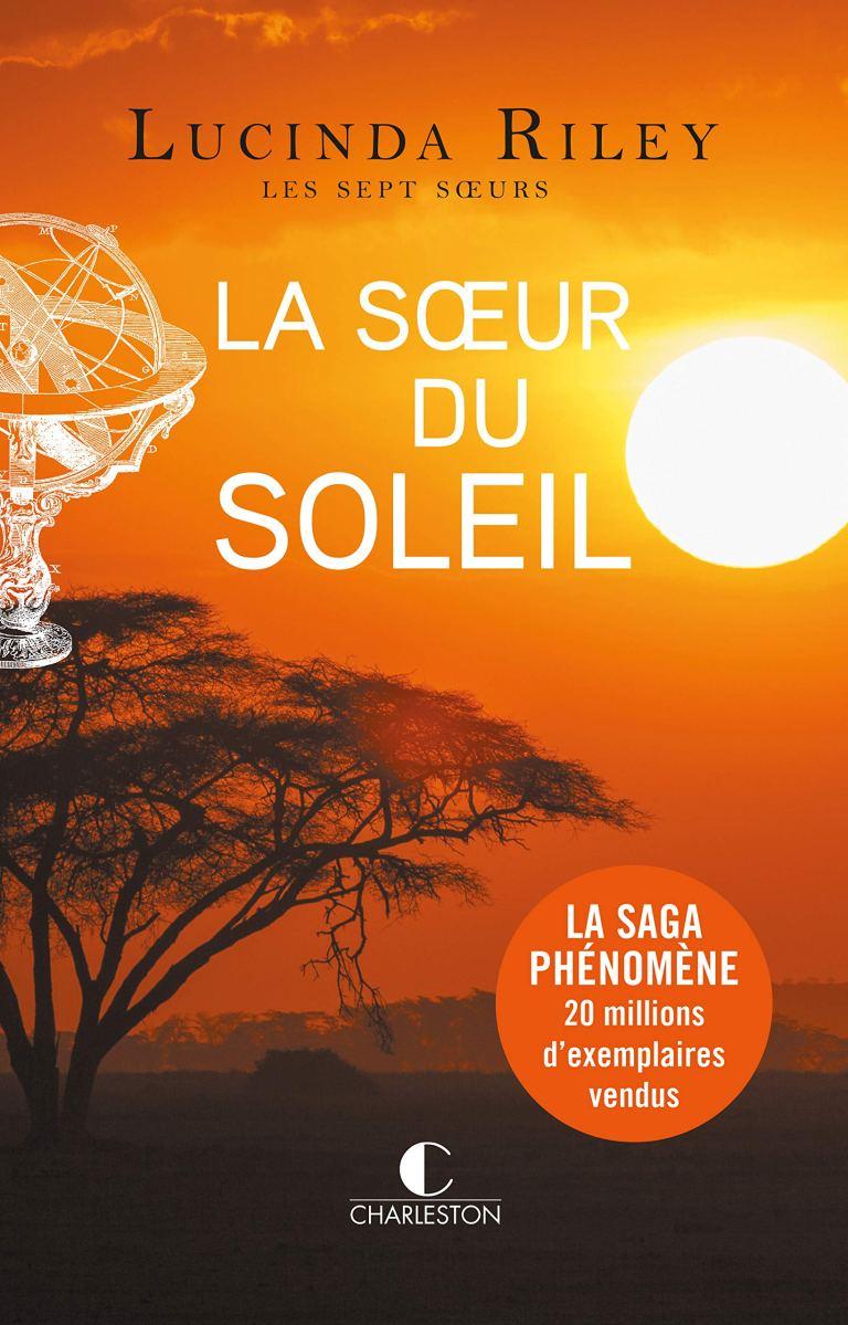 La Soeur du Soleil, roman de Lucinda Riley