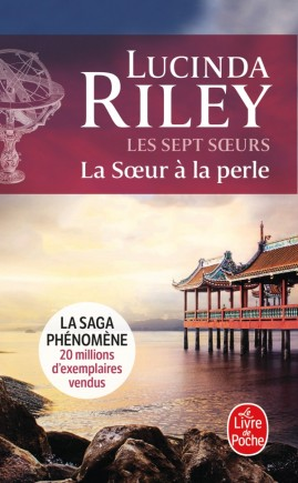 La Soeur à la perle, roman de Lucinda Riley format poche