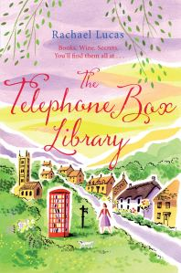The Telephone Box Library, roman de Rachael Lucas