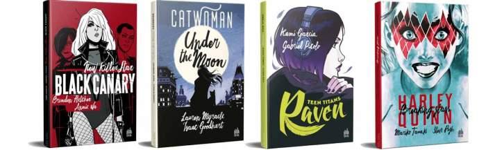 Urban Link : nouvelle collection de romans graphiques – A livre ouvert