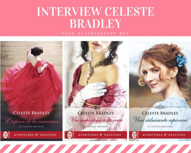 Interview Celeste Bradley