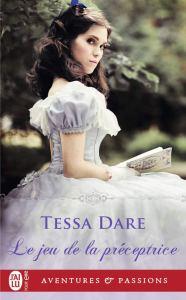 Le jeu de la préceptrice, romance historique de Tessa Dare