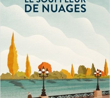 Le Souffleur de nuages, roman de Nadine Monfils