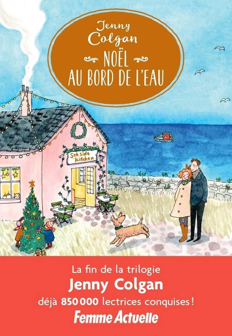 Noël au bord de l'eau, roman de Jenny Colgan