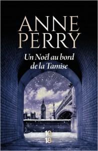 Un Noël au bord de la Tamise, roman policier d'Anne Perry