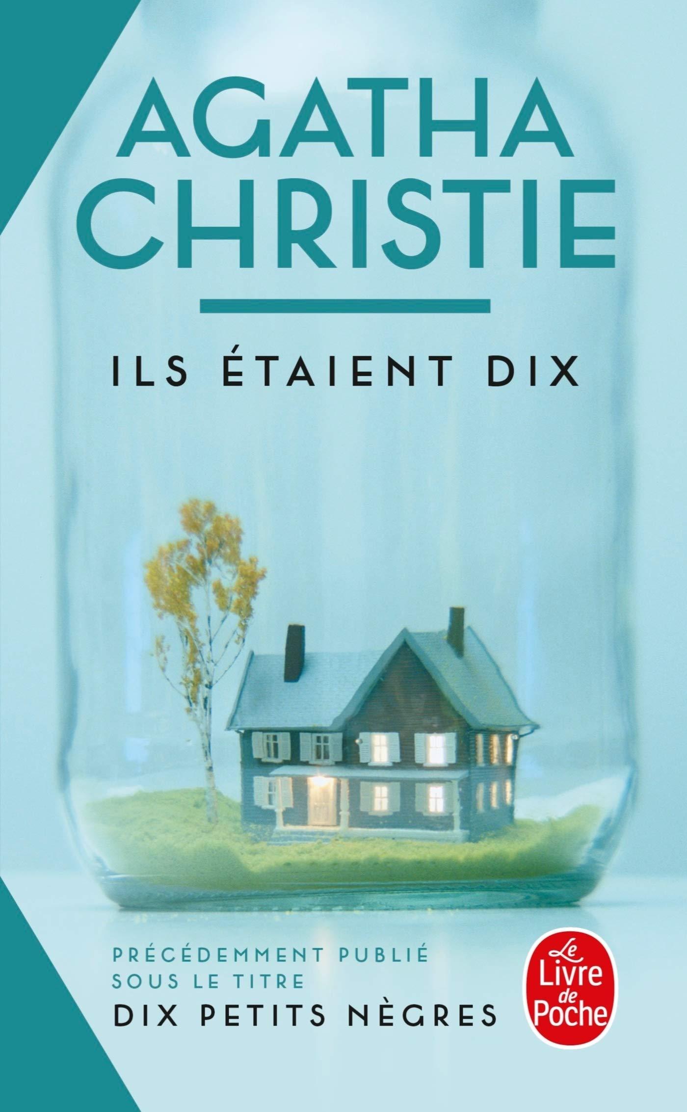 dix petits nègres - Ils étaient dix (Dix petits nègres) de Agatha Christie Ils-etaient-dix