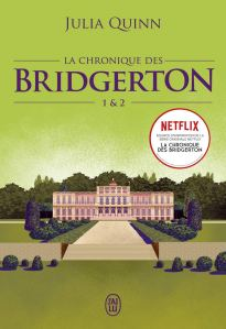 La Chronique des Bridgerton, de Julia Quinn