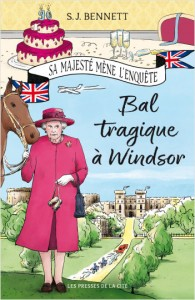 Bal tragique à Windsor, roman policier de S.J. Bennett