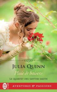 Pluie de baisers, romance historique de Julia Quinn